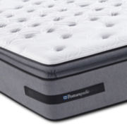 Sealy® Posturepedic® Arroyo Grande Valley Plush Euro Pillow-Top - Mattress Only