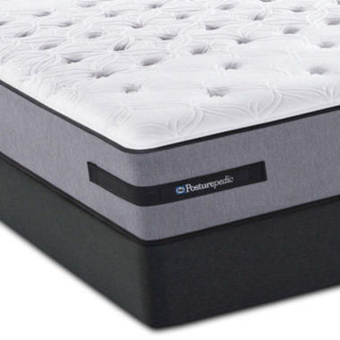 jcpenney.com | Sealy® Posturepedic® Plus Livermore Valley Cushion Firm - Mattress + Box Spring