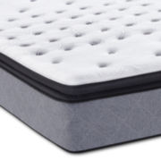 Sealy® Posturepedic Iguaza Falls Cushion Firm Euro Pillow-Top - Mattress Only