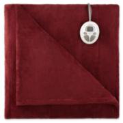 Sunbeam® Microplush Heated Blanket