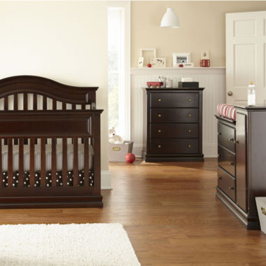 jcpenney.com | Savanna Tori Baby Furniture Collection - Espresso