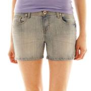 a.n.a® Denim 5-Pocket Shorts