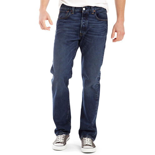 Levi's® 505™ Regular Fit Jeans-Big & Tall