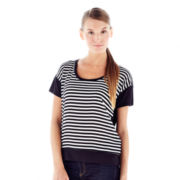 Joe Fresh™ Front Print Top
