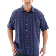 Van Heusen® Short-Sleeve Modern Woven Shirt–Big & Tall