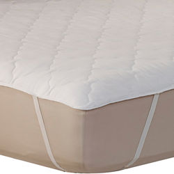 Restful Nights® Waterbed Mattress Pad with Anchor Bands