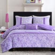 Mizone Sadie Floral Comforter Set