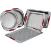 Cake Boss™ 5-pc. Deluxe Nonstick Bakeware Set