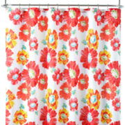 Home Expressions™ Lola Floral Shower Curtain