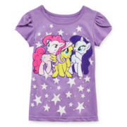 My Little Pony Graphic Tee - Toddler Girls 2t-4t