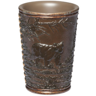 jcpenney.com | Creative Bath™ Rustic Montage Tumbler
