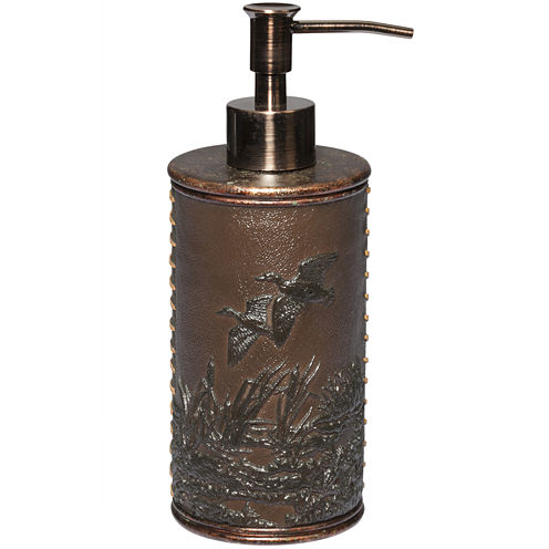 Creative Bath™ Rustic Montage Soap Dispenser