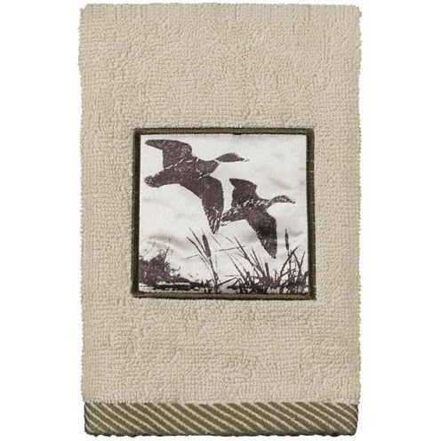 Creative Bath™ Rustic Montage Fingertip Towel