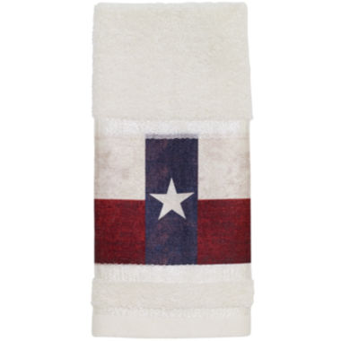 jcpenney.com | Avanti Texas Star Fingertip Towel