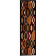 Nourison® Ariel Geometric Runner Rug