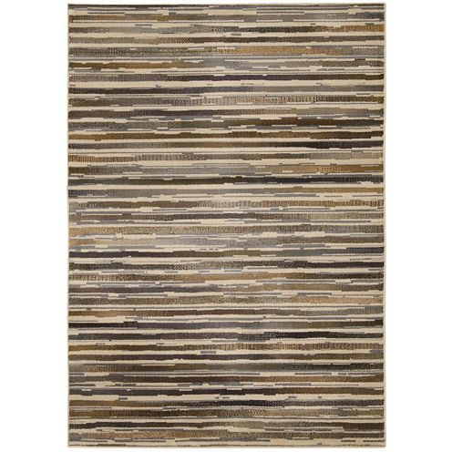 Nourison® Stripes Rectangular Rug