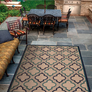 jcpenney.com | Nourison® Kula Indoor/Outdoor Rectangular Rug