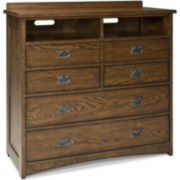 Oak Ridge Media Chest