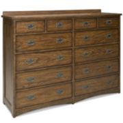 Oak Ridge Dresser