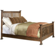 Oak Ridge Slat Bed