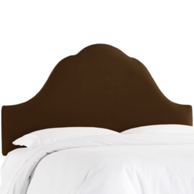 jcpenney.com | Sheffield Velvet Arched Headboard