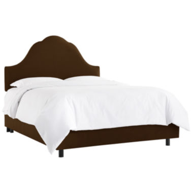 jcpenney.com | Sheffield Velvet Arched Bed
