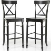 Englewood Set of 2 Barstools