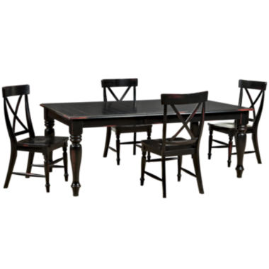 jcpenney.com | Englewood 5-pc. Standard-Height Dining Set