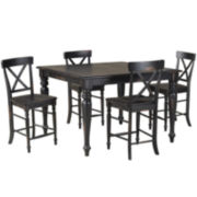 Englewood 5-pc. Counter-Height Dining Set