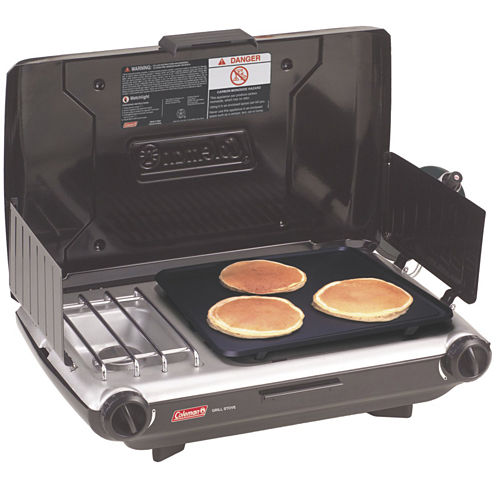 Coleman® Camp Propane Grill/Stove