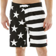 U.S. Polo Assn.® Americana Swim Trunks