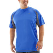 Champion® Short-Sleeve Solid Vapor Tee-Big & Tall