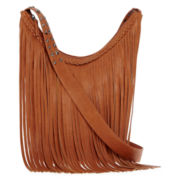 Arizona Fringe Braids Hobo Bag
