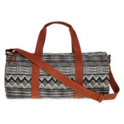 Arizona Print Canvas Weekender Bag