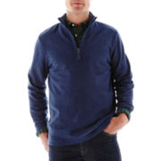 Dockers® Quarter-Zip Sweater