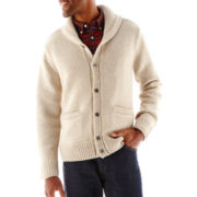 Dockers® Shawl-Collar Cardigan