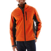 Free Country® Soft Shell Water-Resistant Color Blocked Jacket