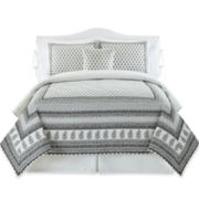 Pia Paisley 3-pc. Quilt Set & Accessories