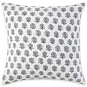 Pia Paisley Square Decorative Pillow