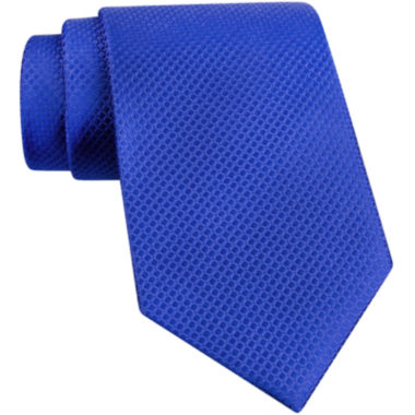 jcpenney.com | Stafford® Textured Neat Silk Tie