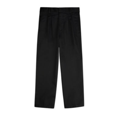 jcpenney.com | French Toast® Twill Double-Knee Pleated Pants - Boys 8-20 and Husky