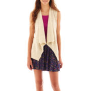 Arizona Sleeveless Cardigan, Cropped Tank Top or Print Skater Skirt
