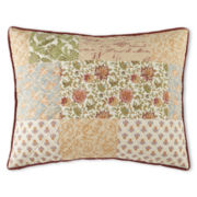 Hadleigh Reversible Print Pillow Sham