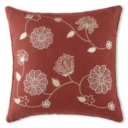 Hadleigh Reversible Square Decorative Pillow