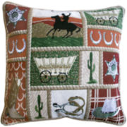 Park B. Smith® Western Decorative Pillow