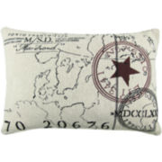 Park B. Smith® World Oblong Decorative Pillow