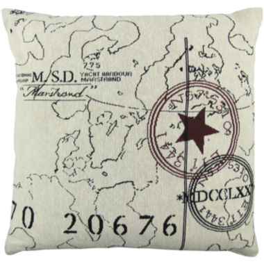 jcpenney.com | Park B. Smith® World Square Decorative Pillow
