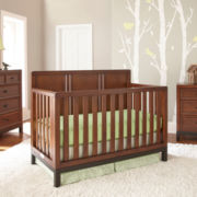 Bedford Baby Uptown Furniture Collection - Walnut