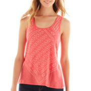 Levi's® Easy-Fit Bandana Print Tank Top