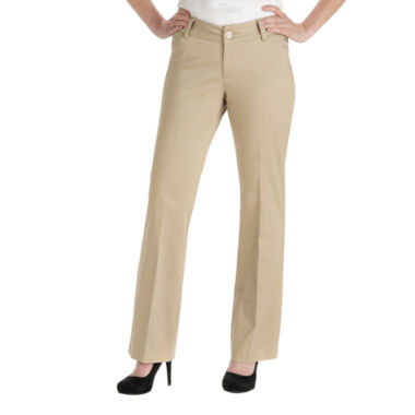 jcpenney.com | Lee® Curvy Fit Trouser